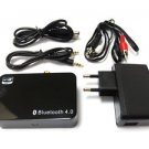 Bluetooth 4.0 Music Receiver Aptx Wireless audio adaptor With Coaxial/Optical