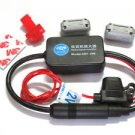 Universal Car FM-AM Radio Aerial Antenna Signal Amplifier Booster Male To Female