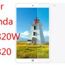 2pcs Clear Screen Protector Protective Film for Onda V820W V820 Tablet PC