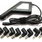 16V 18.5V 19V 19.5V 4.74A Car Adapter Power Supply Charger for Notebook Laptop