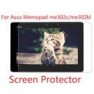 3PCS LCD SCREEN PROTECTOR FILM GUARDS FOR ASUS MEMO PAD FHD 10 ME302C