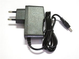 5V 2A AC/DC 3.5mm EU Plug Power Supply Adapter for A10/A13 Tablet Charger Black