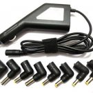 90W Car DC Adapter Universal Power Supply Battery Charger for Notebook Laptop