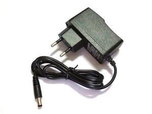 EU AC DC Adapter For Casiotone CT-640 Electronic 465 Sound Tone Bank Keyboard