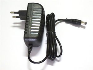 AC/DC Adapter Charger 24V 1.5A Power Supply 5.5mmx2.1mm/2.5mm Wall Plug EU