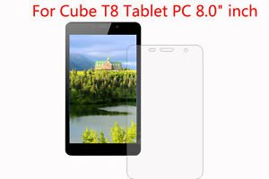 """3pcs For cube T8 Newest 8"""" Cube T8 screen protector Protective Film"""