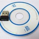 Mini USB 150Mbps Wireless 802.11B/G/N LAN Card WiFi Network Adapter Antenna