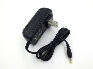 AC/DC Power Charger Adapter for Sylvania SDVD7002 SDVD7002B Portable DVD