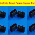 12PC US USA to AU Australia Travel Power Adaptor Wall Outlet AC Converter Plug