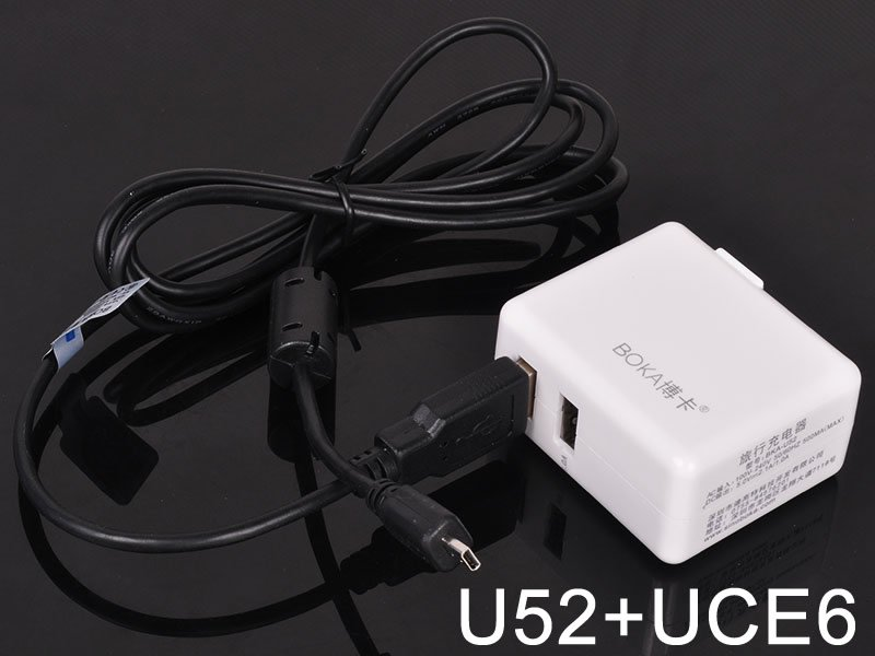 2A Micro USB AC/DC Wall Charger Adapter Power Supply Cable For Raspberry Pi 1 2