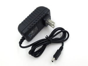 2A AC/DC Wall Power Charger Adapter for Fujifilm Finepix XP70 XP71 XP75 Camera