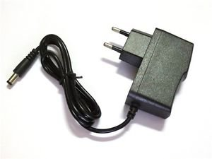 AC EU Adapter For Yamaha PSR-290 Electronic keyboard Charger Power Supply Cord