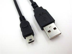 USB PC Data Sync Cable Cord For Vivitar CAMERA Vivicam 46 X137 7122 iTwist X014