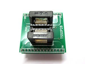 TSSOP28 to DIP28 generic Pin to Pin conversion support 8pin, 16pin, 20pin, 28pin