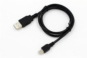 USB PC Power Charger Lead Cable Charging Cord For AKG K845 BT Over-Ear Headphone