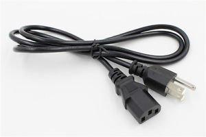 POWER CABLE CORD FOR VIZIO TV M320SL M370SL M420SL M420SV M470SV M550SV E552VLE
