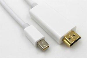 Mini DisplayPort DP to HDMI Adapter TV AV Cable For Lenovo Thinkpad T540p W540
