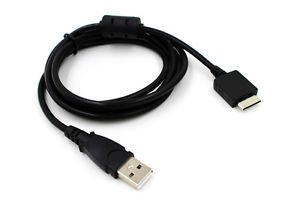 USB Charger Power Data Cable Cord For Sony Walkman NW-A27HN NWZ-A726 NWZ-S545