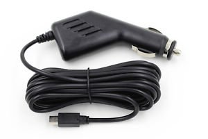 10Ft DC Car Power Charger Adapter For Garmin GPS Nuvi 2595/T/M 2595/LM/T/X