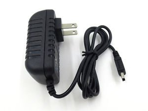 2A AC/DC Wall Power Charger Adapter for Creative Zen V Plus 1gb Media Player