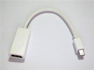 Mini Displayport Thunderbolt To HDMI Adapter Cable For Lenovo Thinkpad P50s