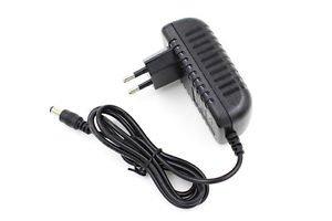 12V AC/DC EU Power Supply Adapter for Hikvision DS-2CD2035-I Network IP Camera