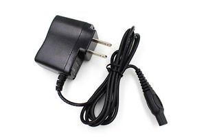 US AC/DC Power Adapter Charger For for Philips Norelco YS524 YS524/41 Shaver
