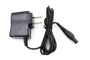 US AC Power Adapter Charger For Philips Norelco QC5345, QC5340, QC5360, QC5370