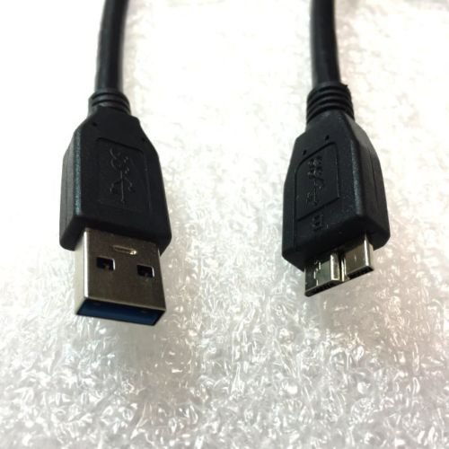 USB 3.0 Data Sync Charger Cable for Samsung Galaxy S5 Note 3 III N9000 3FT     EJ