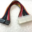 24 Pin ATX to mini 24 Pin Converter Adapter for HP SLIMLINE S3000 S7000 Series     EJ
