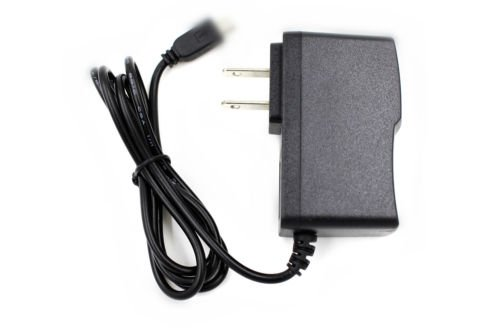 US AC/DC Wall Power Charger Adapter Cord For Ematic Tablet FunTab Pro FTABU                   TR
