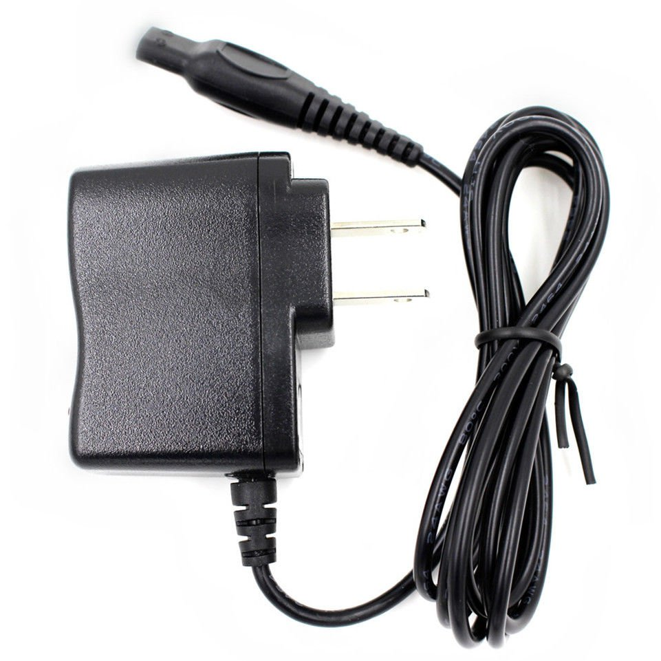 Power Supply Adapter Cord For Philips Norelco Shaver HQ8 Series HQ8505 15v