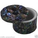 """3""""x3"""" Marble Jewelry Box Onyx Inlaid Decorative Box Finest Quality Pietra Dura"""
