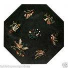 Size 3'x3' Marble Center Coffee Table Top Pietradura Mosaic Art Home Decor