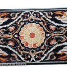 Size 4'x2' Marble Dining Coffee Table Top Pietradure Mosaic Inlay Deco Furniture