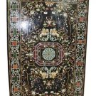 Size 4'x2' Marble Dining Table Top Rare Mosaic Inlay Grand Pietradure Home Decor