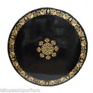 Size 3'x3' Marble Dining Table Top Semi Hakik Stone Marquetry Art Home Decor