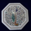 Marble Inlay Rare Table Top Mother of Pearl Eid Mubarak Decorations Special 2017