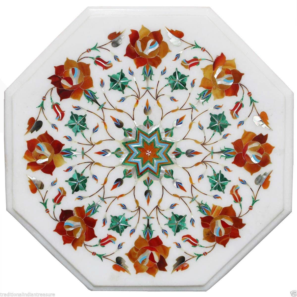 Marble Coffee Table Top Carnelian Ramadan Special 2017 Mosaic Home Decor