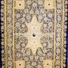 3'x2' Ethnic Embroidered Carpet Handmade Zari Work Home Office Rug Decor M057