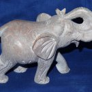 Marble Elephant Handicraft beautiful Home Decorative Handmade Gifts Decor Arts