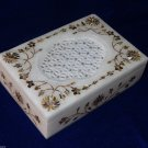 "6""x4""x1.5"" Jewellery Box Designs Paua Shell Ring Box Pietra Dura Marquetry Decor"