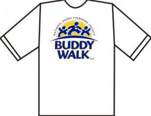 Buddy Walk T's