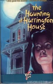 THE HAUNTING AT HARRINGTON HOUSE~DVD