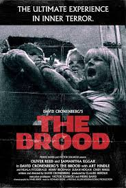 THE BROOD 1979 DVD