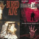 BURIED ALIVE 1 + 2 DVD TIM MATHESON, ALLEY SHEEDY