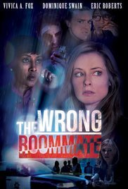 THE WRONG ROOMMATE DVD