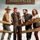 THE RANCH SEASONS 1 + 2 ashton kutcher DVD