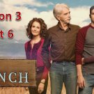 THE RANCH PART 6 ASHTON KUTCHER  DVD