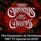 The Carpenters At Christmas 1977 +Carpenters Live At BBC 1971 DVD